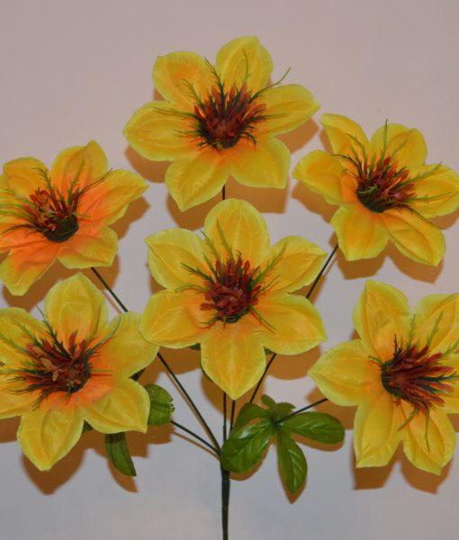 Искусственный цветок — Атлас высокий 6-ка R-955