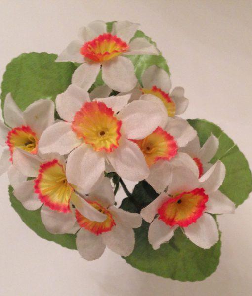 Искусственный цветок — Нарцис заливка Z-16