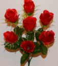 Искусственные цветы Роза с резеткой R-94