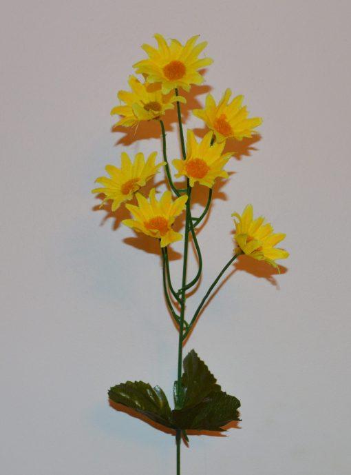Искусственные цветы Ветка Ромашка B-6