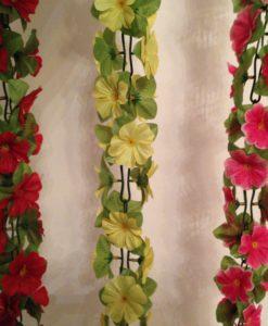 Искусственные цветы Цепочка примулка С-3