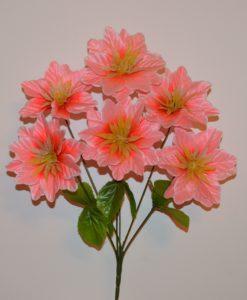Искусственные цветы крокус твёрдая средина R-114