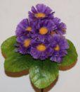 Искусственные цветы Заливка маргаритка 7-ка Z-6