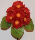 Искусственные цветы-Заливка маргаритка 7-ка Z-73