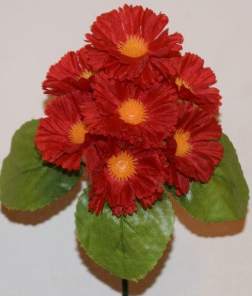 Искусственные цветы Айстра белая R-77