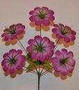 Искусственные цветы Атлас дешевка K-7