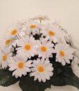 Искусственные цветы ромашка семейка R-104