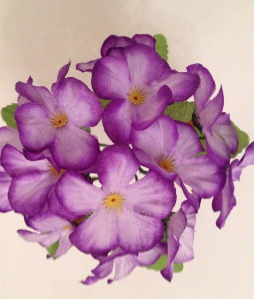 Искусственные цветы Заливка примула крупная Z-12