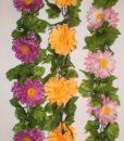 Искусственные цветы-Цепочка Ромашка крупная С-21