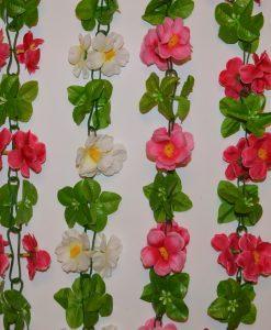 Искусственные цветы - Цепочка яблочный цвет С-16