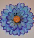 Искусственные цветы Головка астра жолтая средина G-26
