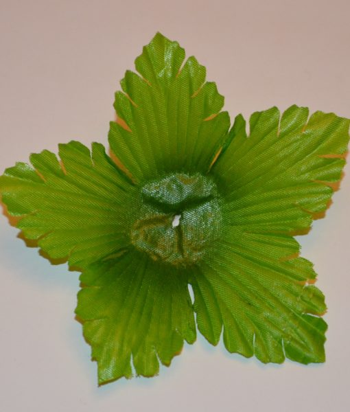 Искусственные цветы Листок георгины 5-ка L-12