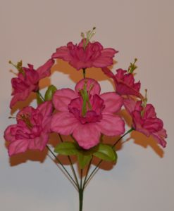 Искусственные цветы нарцис золотой R-146