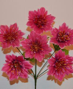 Искусственные цветы гортензия соты 6-ка R-147