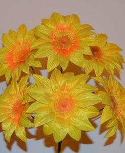 Искусственные цветы крокус 6-ка R-148