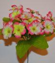 Искусственный цветок - прымулка-заливка Z-19