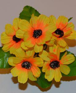 Искусственные цветы- заливка василёк 5-ка Z-33