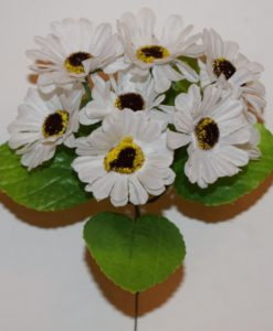 Искусственные цветы- заливка ромашка Z-34