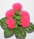 Искусственные цветы - заливка Ежик пластмасовый Z-31