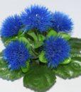 Искусственные цветы — заливка Ежик пластмасовый Z-31