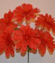 Искусственные цветы-Далия 6-ка R-726