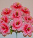 Искусственные цветы-Нарцис 9-ка крупный K-9