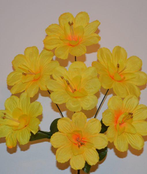 Искусственные цветы-Дешевка бусинка 7-ка R-283