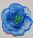 Искусственные цветы- Головка роза распущеная G-43