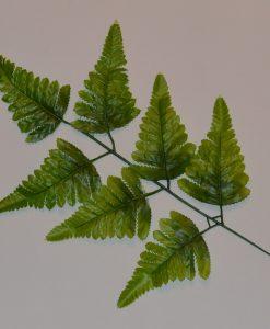 Искусственные цветы Листок папороти 7-ка L-17