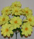 Искусственные цветы —Маерка с ресницами 9-ка R-337