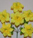 Искусственные цветы —Нарцис пышный 6-ка R-339