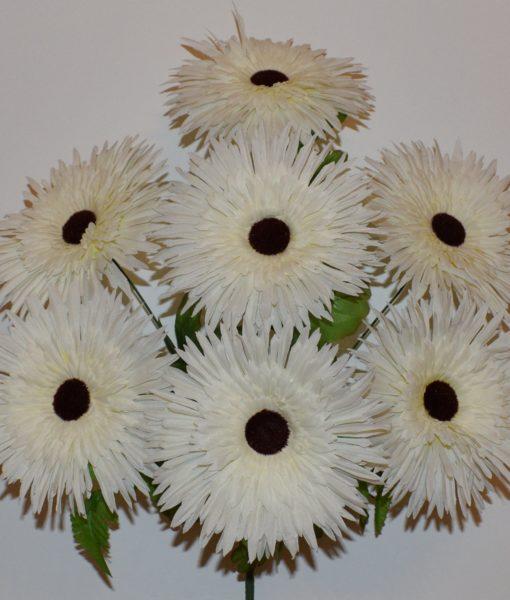 Искусственные цветы —Астра сеченая 7-ка R-340