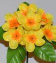 Искусственные цветы- заливка яблочный цвет Z-40