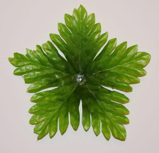 Искусственные цветы-Листок сетчатый новый L-25