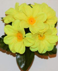 Искусственные цветы-Далийка 5-ка Z-52