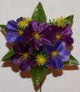 Искусственные цветы-Заливка примулка с добавкой Z-54