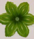 Искусственные цветы-Листок георгины L-26