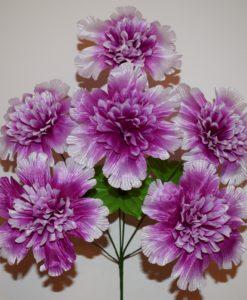 Искусственные цветы —Мальва расспущена R-407