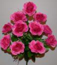 Искусственные цветы —Роза натуральна с пластмаской R-905