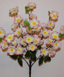 Искусственные цветы —Сакура новая 5 веток R-682