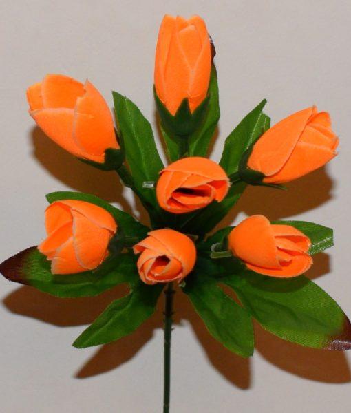 Искусственные цветы-Заливка тюльпан 7-ка Z-56
