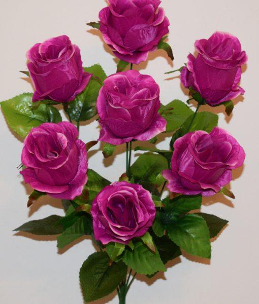 Искусственные цветы —бутон стакан 7-ка непресовка R-511
