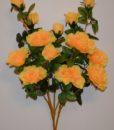 Искусственные цветы-Роза дерево атлас 13-ка R-498