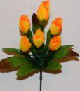 Искусственные цветы-Заливка Тюльпан 6-ка Z-63