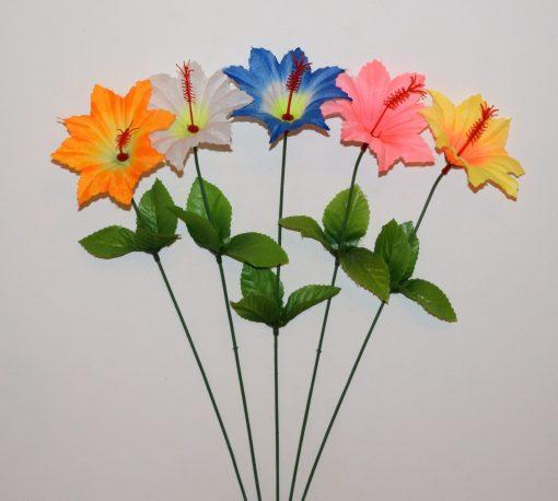 Искусственные цветы-Ветка звездочка острая B-27