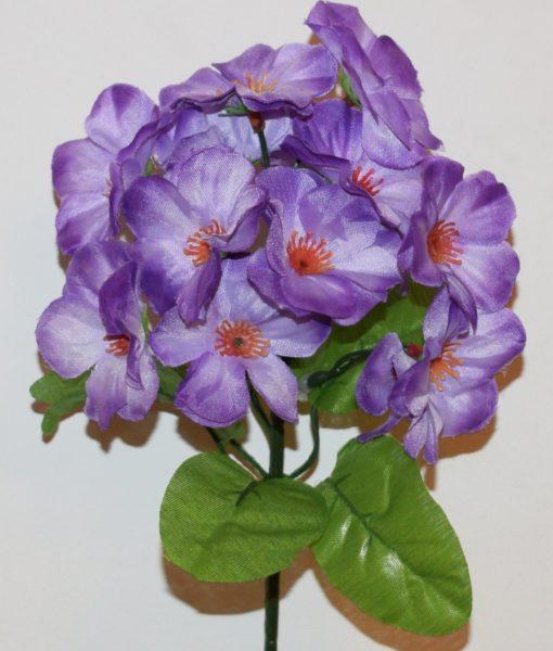Искусственные цветы- заливка примула крупная 14-ка Z-44