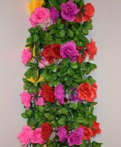 Искусственные цветы-ц.Роза крупная С-26