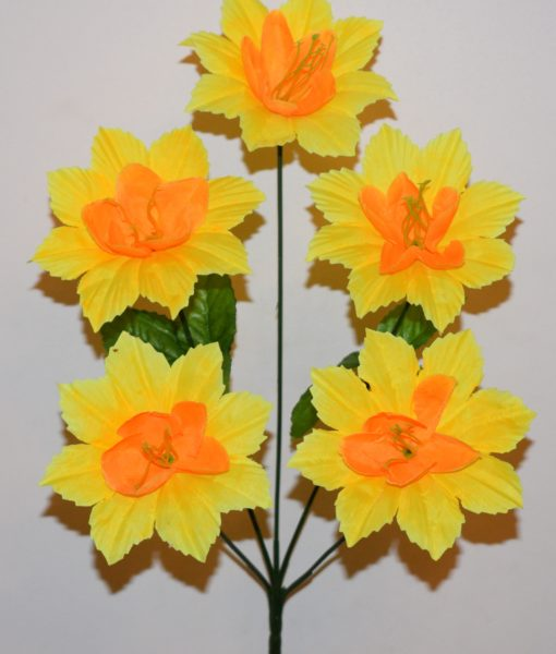 Искусственные цветы-Звёздочка 5-ка  R-572
