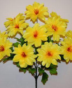 Искусственные цветы-Крокус атласный 12-ка R-571
