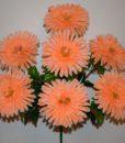 Искусственные цветы- Астра 7-ка  R-574